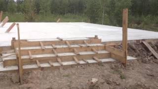 Плитный фундамент(, 2012-08-23T17:20:47.000Z)