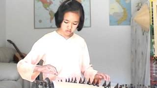 Vong Co cau 5 va cau 6 - Tram Anh dan tranh   (Vietnamese zither) - Traditional Vietnamese Music