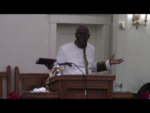 "Bishop Lindsay Jones ""Mastering Distractions in Your Life"" Part 2"