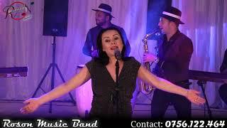 Roson Music Band - 80's Music Hits (Ana Maria Goga) Cover 2017
