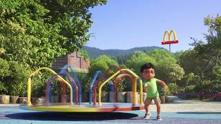 McDonald's Disney/Pixar's Toy Story 4 Happy Meal Commercial 2019