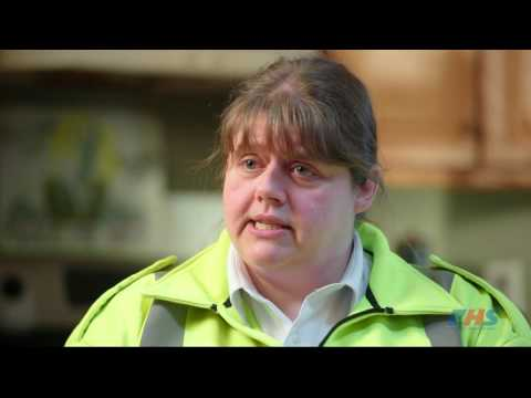 Paramedics Providing Palliative Care at Home