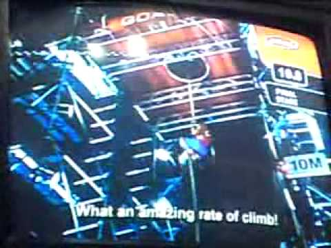 First person to win ninja warrior