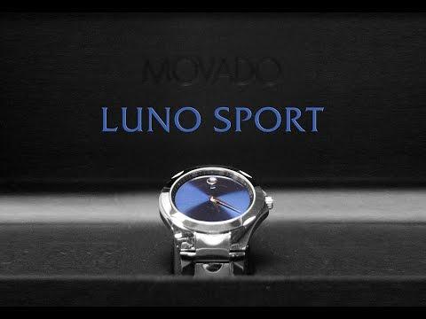 Movado Luno Sport Watch Review