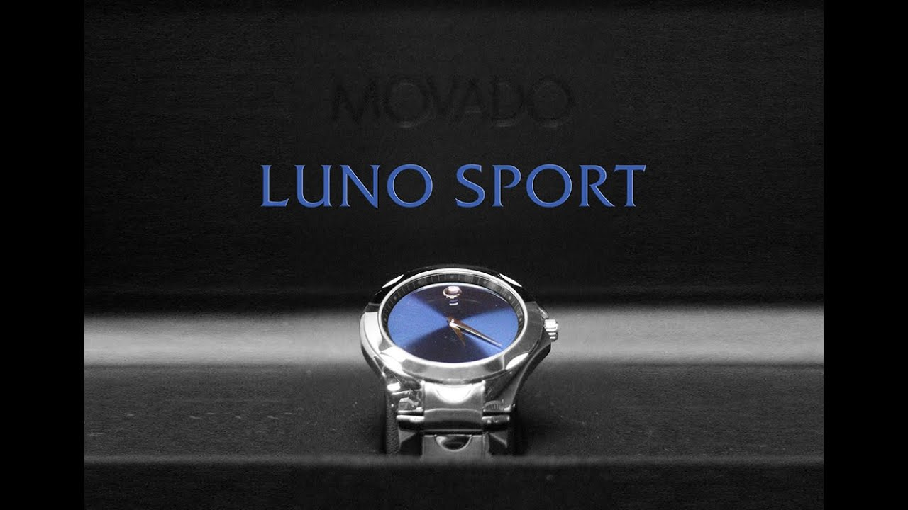 s youtube watch luno on men sport hands the watches movado with