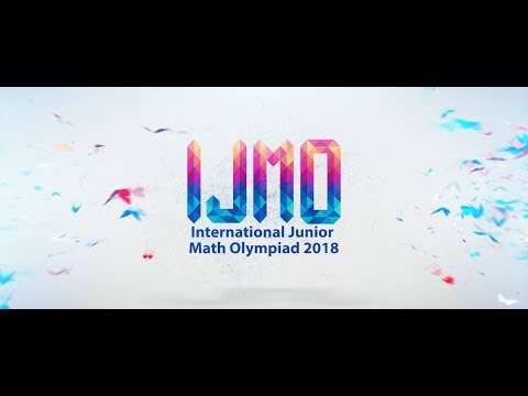 IJMO 2018 Results – International Junior Math Olympiad