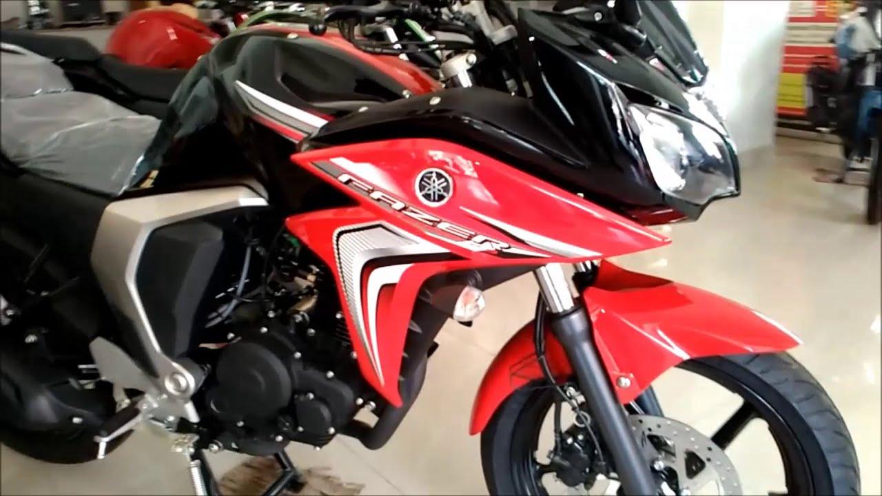New Yamaha Fazer