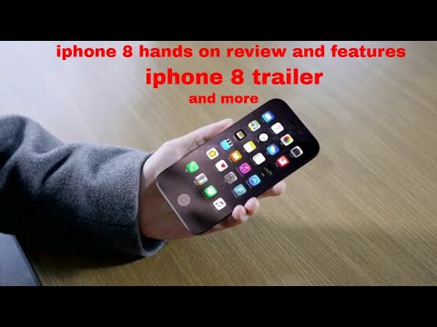 Apple Official iPhone 8 Trailer 2017 || iPhone 8 Final Release Date, Price & Storage Revealed!