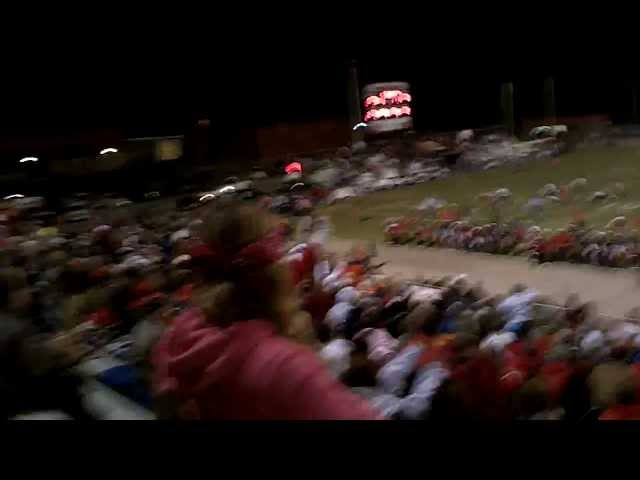 Lee County crushes Harris County, 44-7 (Homecoming 2013) Travel Video