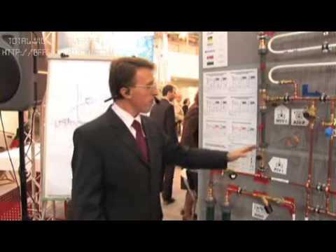Автоматические балансировочные клапаны, регулятор перепада давления