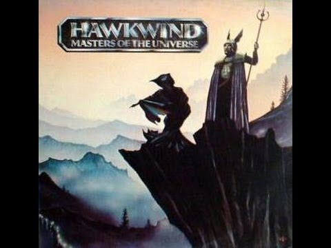Hawkwind - Masters Of The Universe - FULL ALBUM