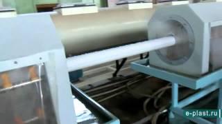 видео Полипропиленовые трубы производство. Технология производства полипропиленовых труб. Основные преимущества полипропиленовых труб