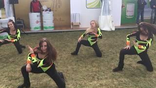 😈 Taniec i akrobacje na Agro Show