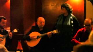 Manuela Cavaco - Meia noite e uma Guitarra