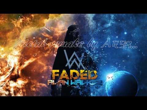 Alan Walker Faded Metal