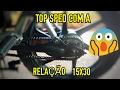 TOP SPED COM A RELAÇÃO 15X30 - Nicael 150