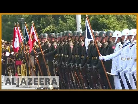 🇸🇾 Syria war: Kurdish fighters top Turkey summit agenda | Al Jazeera English