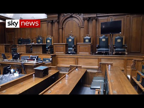 TV cameras to be allowed in crown court