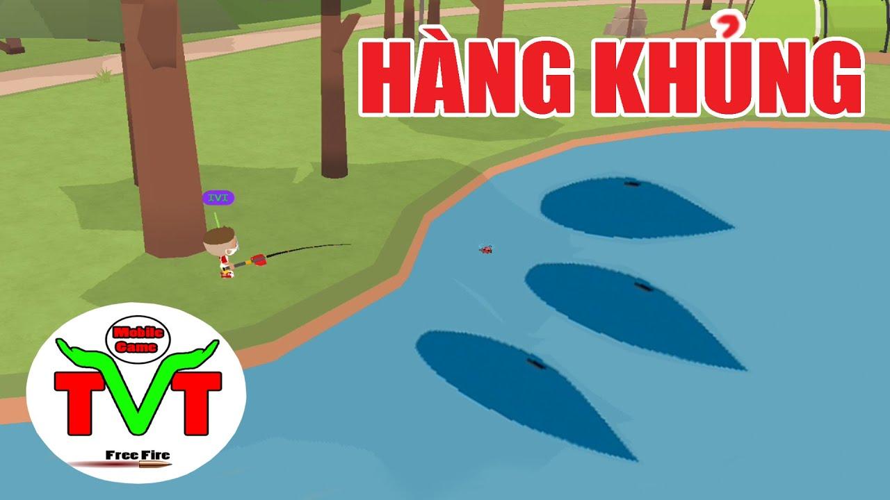 Hành Trình Săn Cá Hải Tượng, Đây Là Vị Trí Câu Toàn Ra Cá Mắt Tiền | TVT Play