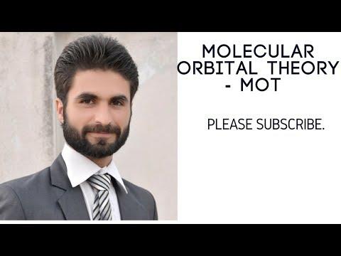Molecular Orbital Theory - MOT in urdu Fsc part 1