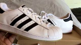 Adidas superstar j sneakers review