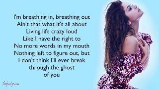 Selena Gomez & The Scene - Ghost Of You (Lyrics) 🎵