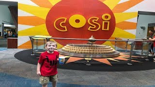 COSI Columbus Ohio