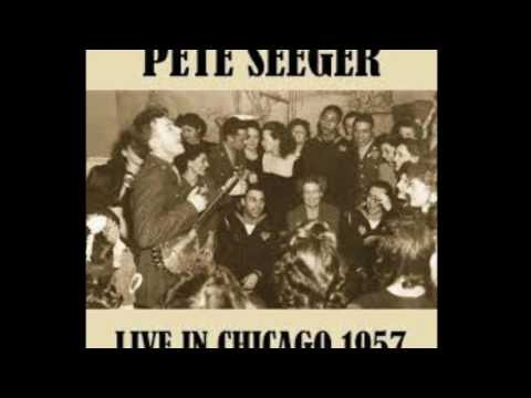 Pete Seeger & The Weavers   Pay Me My Money Down