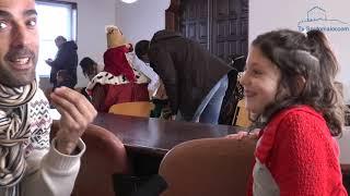 Conversamos con Martina unha rapaza espia de Soutomaior