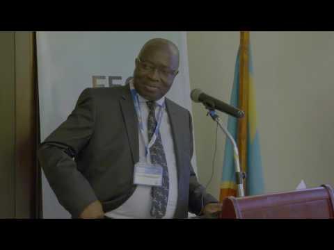 Conférence sur l'Énergie en RD Congo 2017 - Eric Mbala