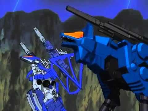 HD Zoids New Century Zero Episode 06   The Dark Giant   The Invincible Elephander 2
