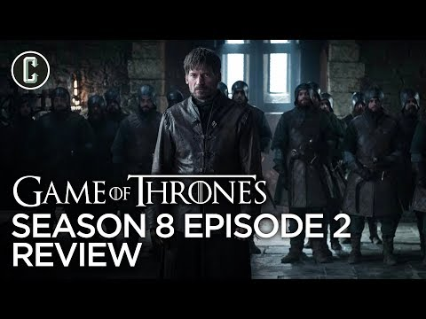 "Game of Thrones Review S8 E2 ""A Knight of the Seven Kingdoms"" - Thrones Talk"