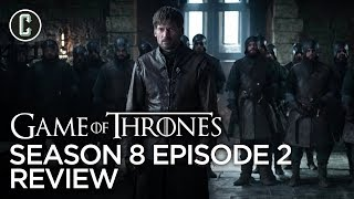 """Game of Thrones Review S8 E2 """"A Knight of the Seven Kingdoms"""" - Thrones Talk"""