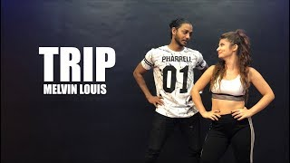 Video Trip - Badal | Melvin Louis ft. Elena Durgaryan download MP3, 3GP, MP4, WEBM, AVI, FLV Agustus 2018