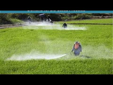 Global Crop Protection Chemicals Market Trends, Growth, Opportunity and Forecast 2023