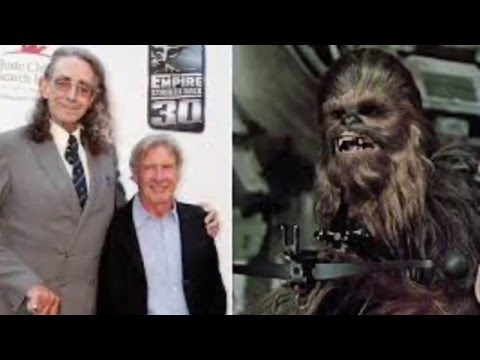 That Star Wars Show: Is Peter Mayhew quitting the role of Chewbacca in EP: 8?