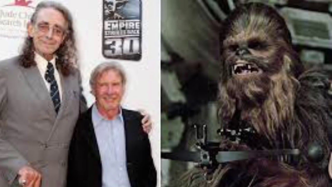 Who played Chewbacca in Star Wars