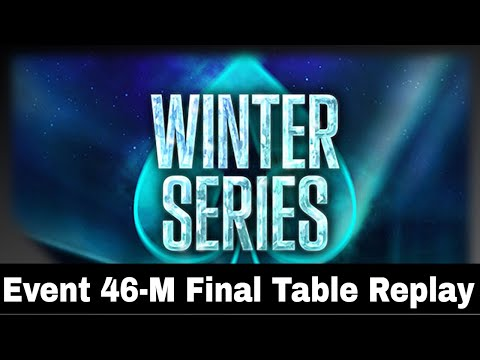 Winter Series 2019   $109 NLHE PKO Event 46-M Sunday Million