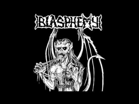 Blasphemy - Die Hard Rehearsal