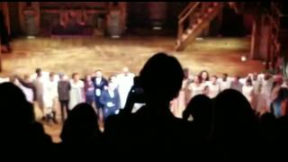 Hamilton Cast Addresses Mike Pence in the Audience Original