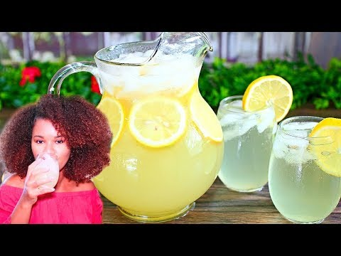 how-to-make-homemade-lemonade-using-real-lemons---the-best-lemonade-recipe