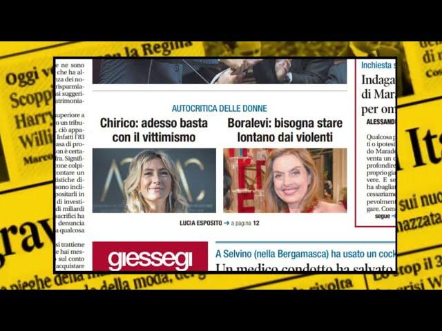 Rassegna Stampa 30 novembre - a cura di Matteo Torrioli