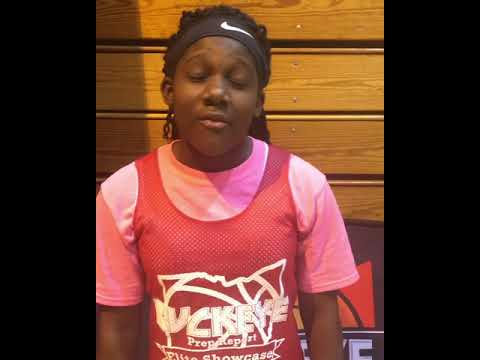 Jada Ward (Marion Sterling Middle/Cleveland, OH) 2022 5'2 PG -