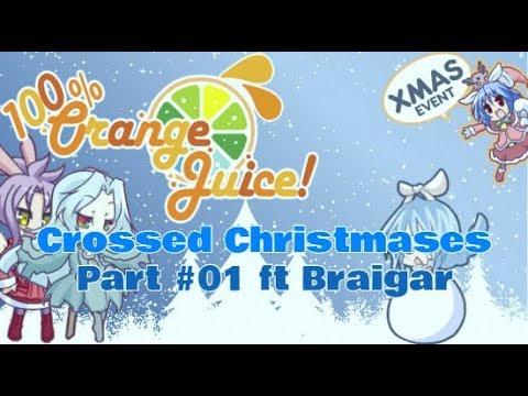 100% Orange Juice ¦ Christmas Event ¦ Crossed Christmases Part #01 |