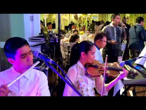 Wedding Musicians Manila Philippines - MARRY ME -String Quartet, Event Supplier Music Band Singers