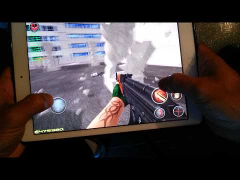 FPS With Destruction On IPAD #1