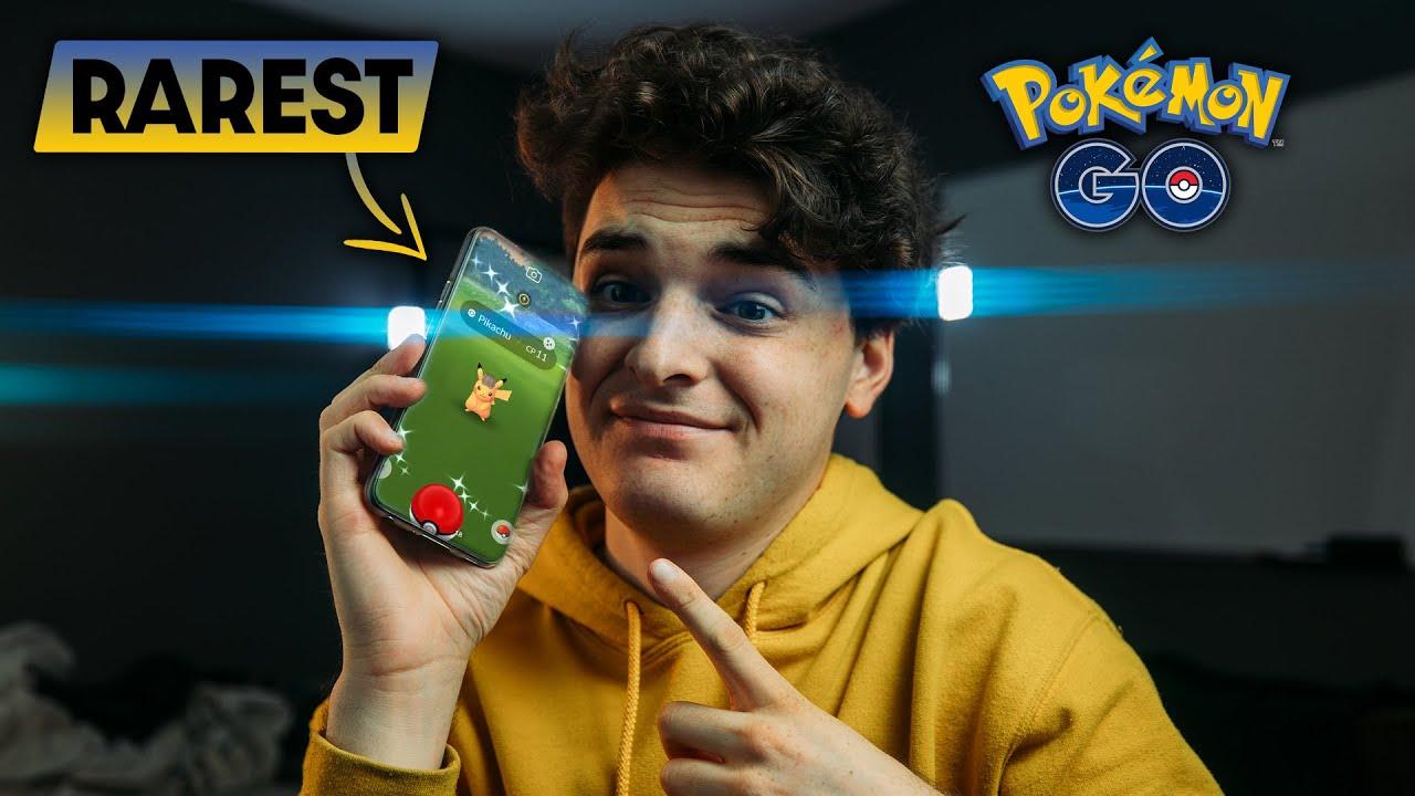 The RAREST Pokémon in Pokémon Go | Short Film