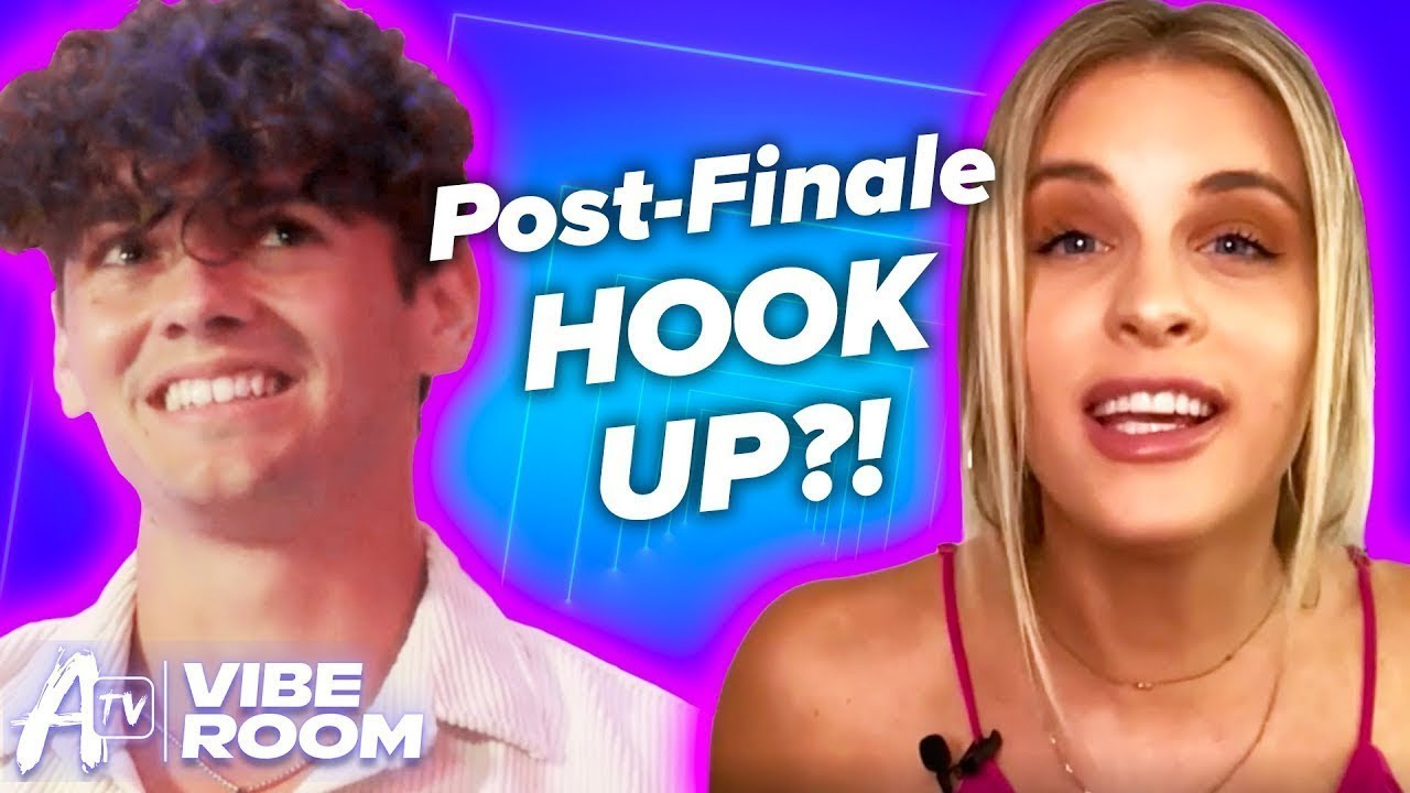 Will A TikTok House Hook Up Happen POST-FINALE?! | VIBE ROOM: Next Influencer Season 2 Ep. 9