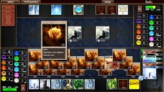 Elements The Game: Spam and Stall deck