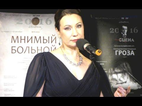 видео: Ольга Тумайкина. Монолог женщины. (Роберт Рождественский)